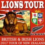 BRITISH & IRISH LIONS TOUR 2017 LIVE